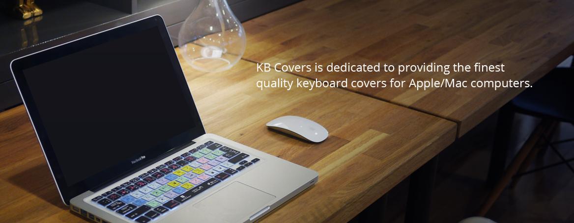 KB Cover on an older MacBook Pro